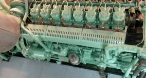 How to prepare marine diesel engine for starting