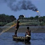 Pollution, Global warming, others not in African's dictionary. See what happens after.
