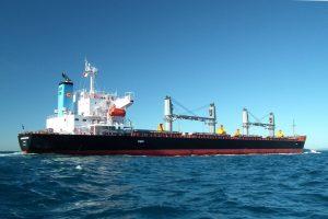 Crewing Motorman on General Cargo