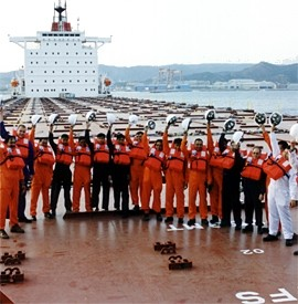 Five important safety measures you need to know onboard ship.
