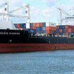54-year old Captain Got missing while vessel underway