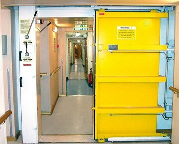 Difference Between Weathertight Doors And Watertight Doors.