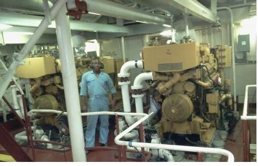 4th Engineer duties and Responsibilities