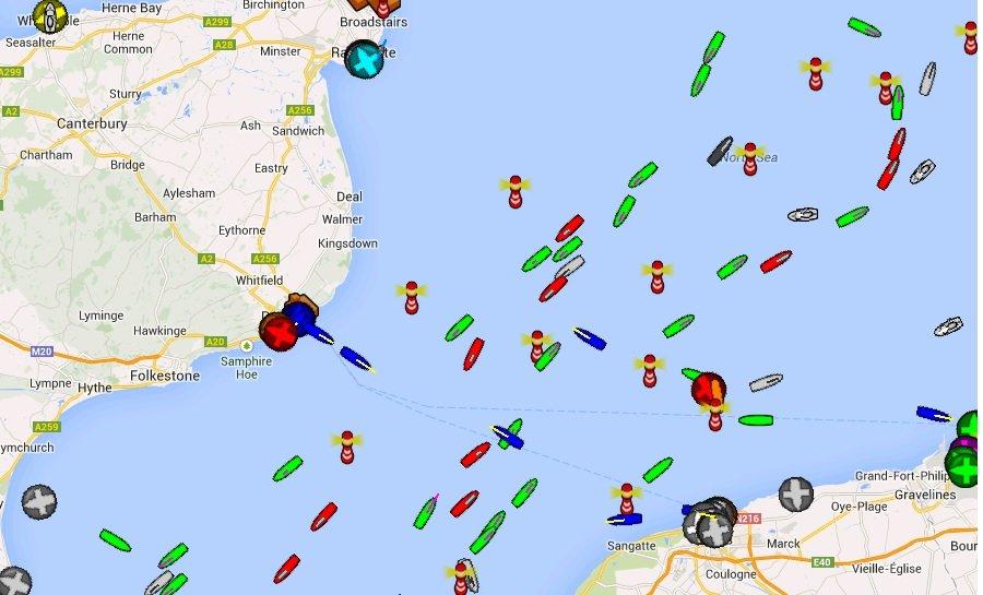 5 Best Free ship tracking websites