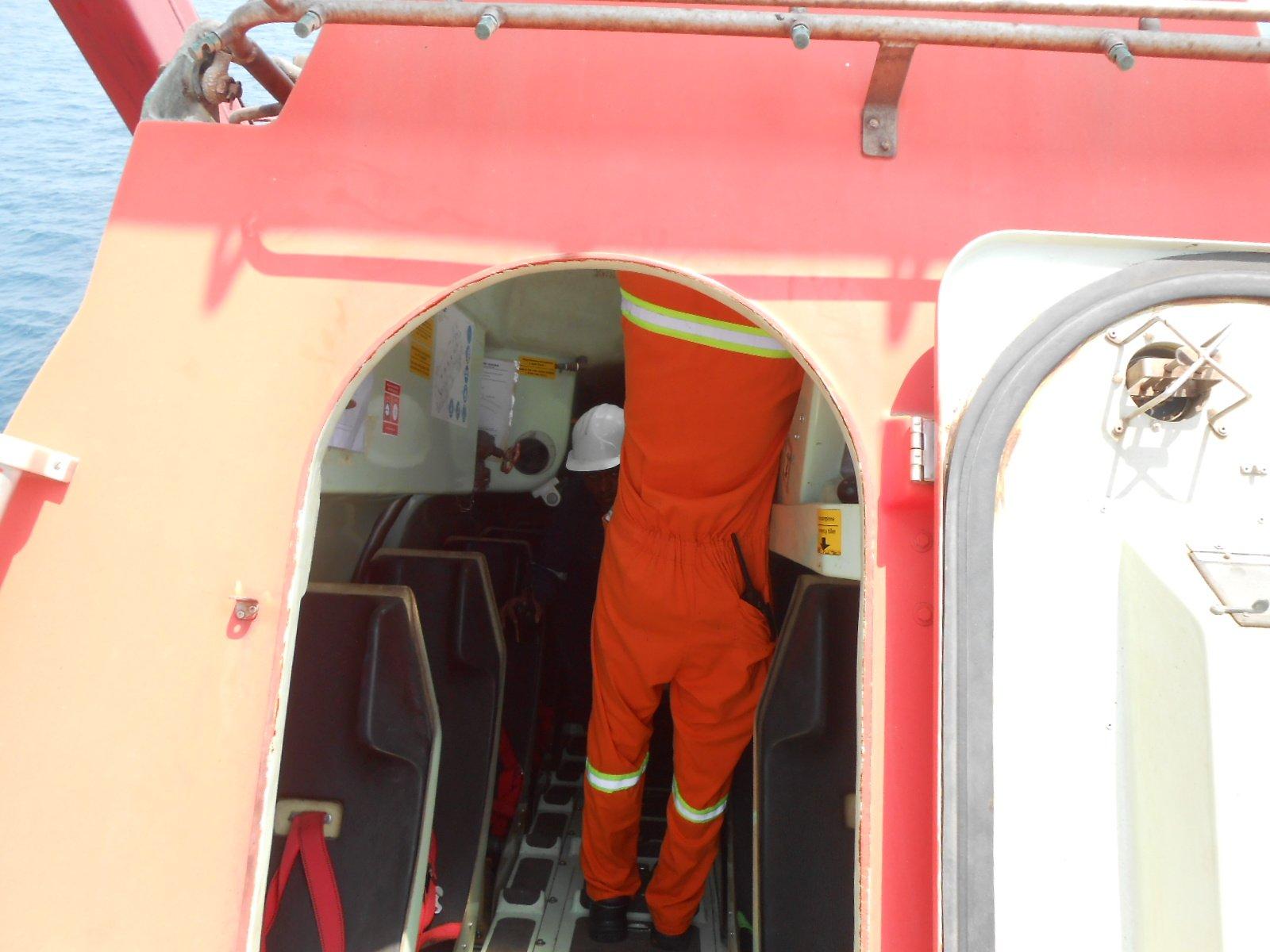 Deck cadet