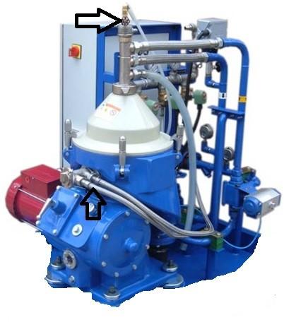 Ship Oil Purifier not reaching normal RPM Reasons