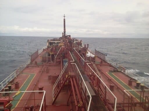 Ship deck maintenance