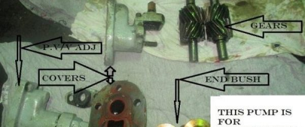 Marine pumps: how to overhaul and identify problems