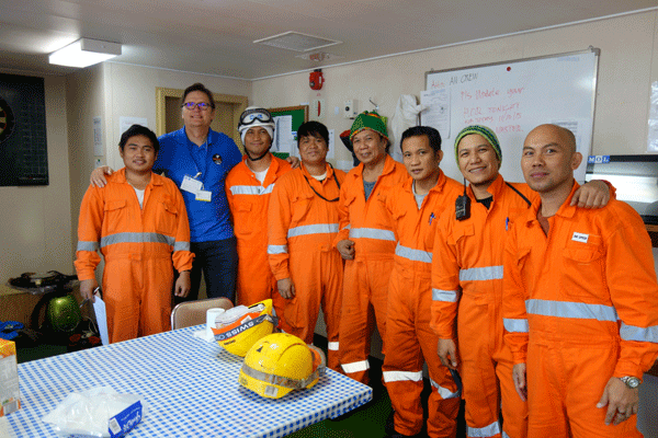 IMB Opens A Contact Hotline For Seafarers