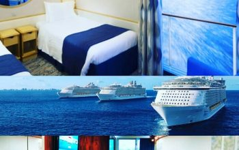 Cruise ship cabin selection