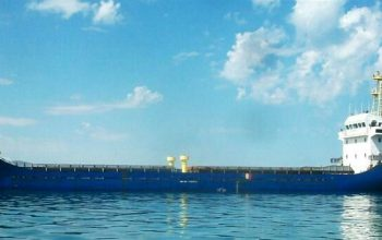 2 Cargo Ships Collided In Marmara Sea