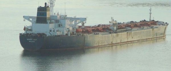 Egyptian authority Yet To Release 31 crews of A Tanker Ship SEA SHARK