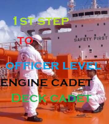 Merchant Navy cadet program